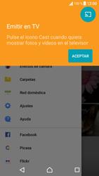 Sony Xperia E5 (F3313) - Bluetooth - Transferir archivos a través de Bluetooth - Paso 5