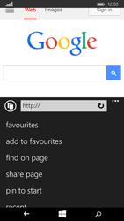 Microsoft Lumia 640 - Internet - Internet browsing - Step 8