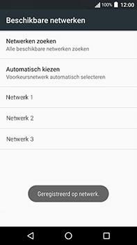 Acer Liquid Zest 4G Plus - Netwerk - Handmatig een netwerk selecteren - Stap 10