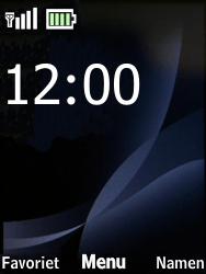 Nokia 2730 classic - Internet - automatisch instellen - Stap 1