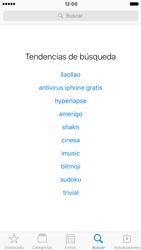 Apple iPhone 6 iOS 10 - Aplicaciones - Descargar aplicaciones - Paso 10