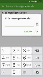 Samsung J500F Galaxy J5 - Messagerie vocale - configuration manuelle - Étape 10