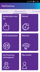 Samsung A320 Galaxy A3 (2017) - Applicaties - MyProximus - Stap 18