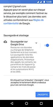 Motorola Moto G6 - E-mails - Ajouter ou modifier votre compte Gmail - Étape 11