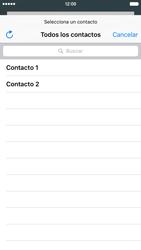 Apple iPhone 6s iOS 9 - E-mail - Escribir y enviar un correo electrónico - Paso 5