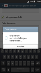 Samsung I9301i Galaxy S III Neo - E-mail - handmatig instellen - Stap 15