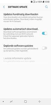 Samsung Galaxy A6 - Software update - update installeren zonder PC - Stap 5