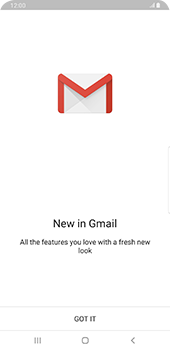 Samsung galaxy-s9-plus-android-pie - E-mail - Manual configuration (gmail) - Step 5