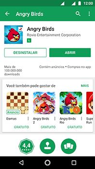 Motorola Moto Z2 Play - Aplicativos - Como baixar aplicativos - Etapa 16