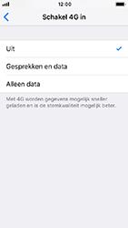 Apple iPhone 5s - iOS 12 - 4G instellen  - Toestel instellen voor 4G - Stap 6