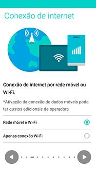 Asus Zenfone Go - Primeiros passos - Como ativar seu aparelho - Etapa 9