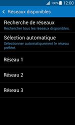 Samsung G357 Galaxy Ace 4 - Réseau - Sélection manuelle du réseau - Étape 9