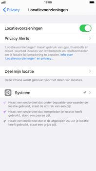 Apple iphone-6s-plus-met-ios-13-model-a1687 - Beveiliging en ouderlijk toezicht - Zoek mijn iPhone inschakelen - Stap 6