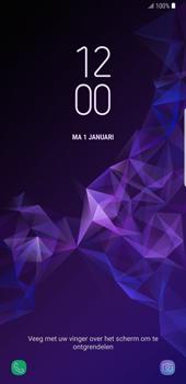 Samsung Galaxy S9 Plus - Device maintenance - Een soft reset uitvoeren - Stap 5