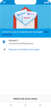 Wiko View 2 Plus - E-mail - e-mail instellen (outlook) - Stap 12
