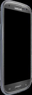 Samsung Galaxy S3 4G - Premiers pas - Découvrir les touches principales - Étape 5