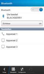 BlackBerry Z10 - Bluetooth - Aanzetten - Stap 6