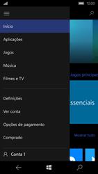 Microsoft Lumia 550 - Aplicações - Como pesquisar e instalar aplicações -  5