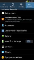 Samsung Galaxy Grand 2 4G - Sécuriser votre mobile - Personnaliser le code PIN de votre carte SIM - Étape 5