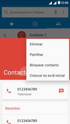 """Alcatel Pixi 4 (5"""") - Chamadas - Como bloquear chamadas de um número -  7"""