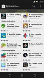 Sony Xperia Z - Aplicaciones - Descargar aplicaciones - Paso 6