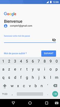 Motorola Moto E4 Plus - E-mails - Ajouter ou modifier votre compte Gmail - Étape 11