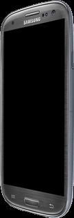 Samsung Galaxy S3 4G - Premiers pas - Découvrir les touches principales - Étape 8