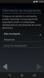 Sony Xperia Z - Aplicaciones - Tienda de aplicaciones - Paso 9