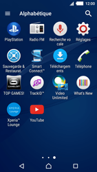 Sony Xperia M4 Aqua - Applications - Supprimer une application - Étape 3