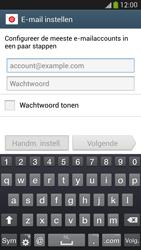 Samsung I9295 Galaxy S IV Active - E-mail - handmatig instellen - Stap 5