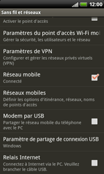 HTC S510b Rhyme - Internet - Configuration manuelle - Étape 5