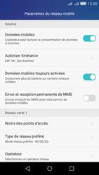Huawei Y6 - Réseau - Activer 4G/LTE - Étape 7