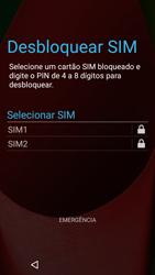 Motorola Moto G (2ª Geração) - Funções básicas - Como reiniciar o aparelho - Etapa 5