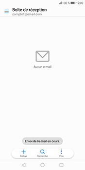 Huawei P Smart - E-mails - Envoyer un e-mail - Étape 17
