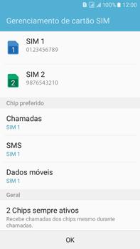 Samsung Galaxy On 7 - Primeiros passos - Como ativar seu aparelho - Etapa 16
