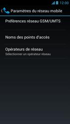 Acer Liquid Z5 - Internet - Configuration manuelle - Étape 10