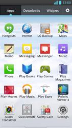 LG D505 Optimus F6 - SMS - Manual configuration - Step 3
