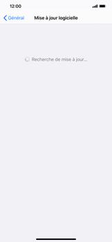 Apple iPhone XR - iOS 13 - Appareil - Mise à jour logicielle - Étape 6