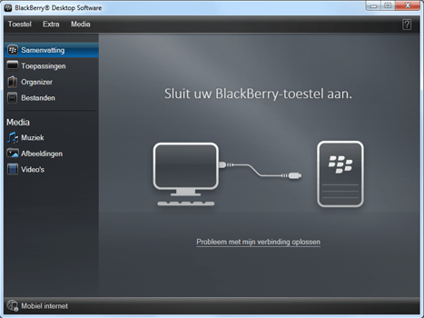 BlackBerry 9900 Bold Touch - Software - Download en installeer PC synchronisatie software - Stap 10