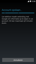 Huawei Ascend G6 - Applicaties - Account aanmaken - Stap 17