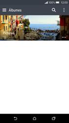 HTC One M9 - Bluetooth - Transferir archivos a través de Bluetooth - Paso 4