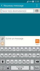 Samsung A300FU Galaxy A3 - MMS - envoi d'images - Étape 4