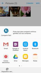 Samsung Galaxy S7 - Bluetooth - Transferir archivos a través de Bluetooth - Paso 11