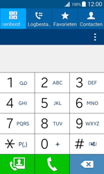 Samsung G388F Galaxy Xcover 3 - Voicemail - Handmatig instellen - Stap 4
