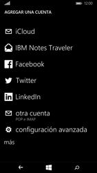Microsoft Lumia 640 - E-mail - Configurar correo electrónico - Paso 7