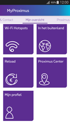 Samsung Galaxy A3 (2016) - Applicaties - MyProximus - Stap 19