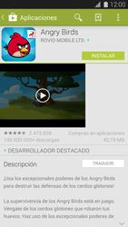 Samsung G900F Galaxy S5 - Aplicaciones - Descargar aplicaciones - Paso 17