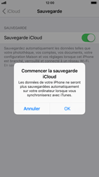 Apple iPhone 6 - iOS 11 - Device maintenance - Back up - Étape 12