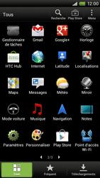 HTC S720e One X - Internet - activer ou désactiver - Étape 3