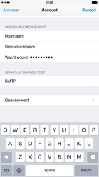 Apple iPhone 6 Plus (Model A1524) - E-mail - Instellingen KPNMail controleren - Stap 11